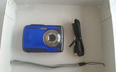 Recommended: iON Cool-iCam 8MP Waterproof Digital Camera with 4x Digital Zoom and 2.4-inch LCD Screen