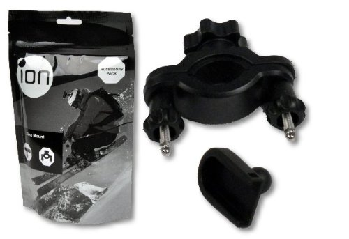 Recommended: iON Camera 5013 Bike Mount Pack (Black)