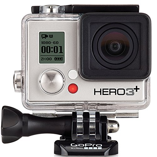 Recommended: GoPro HERO3+ Silver Edition Camera (Built-in Wi-Fi, 1080p Movie, 10MP Photo, Waterproof to 131′) (Certified Refurbished)