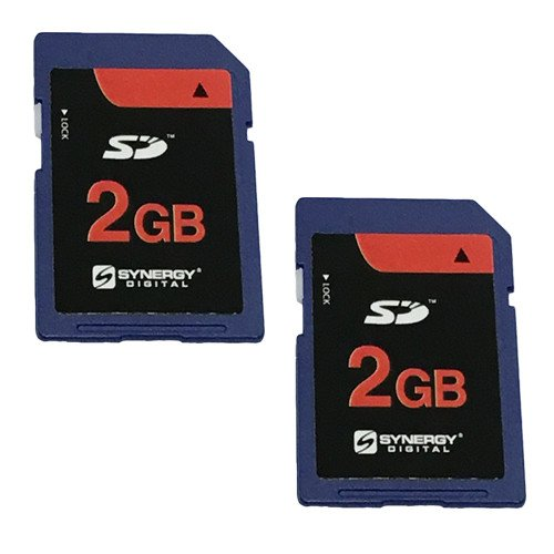 Recommended: Nikon D50 Digital Camera Memory Card 2x 2GB Standard Secure Digital (SD) Memory Card (1 Twin Pack)