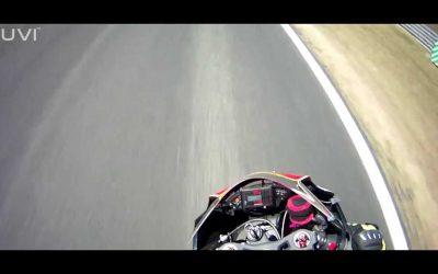Veho MUVI HD hands free motorbike action camera