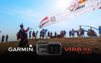 Garmin VIRB XE: Red Bull X-Alps Monaco