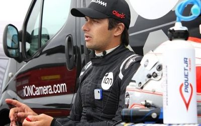 Catch up with Nelson Piquet Jr – iON Camera