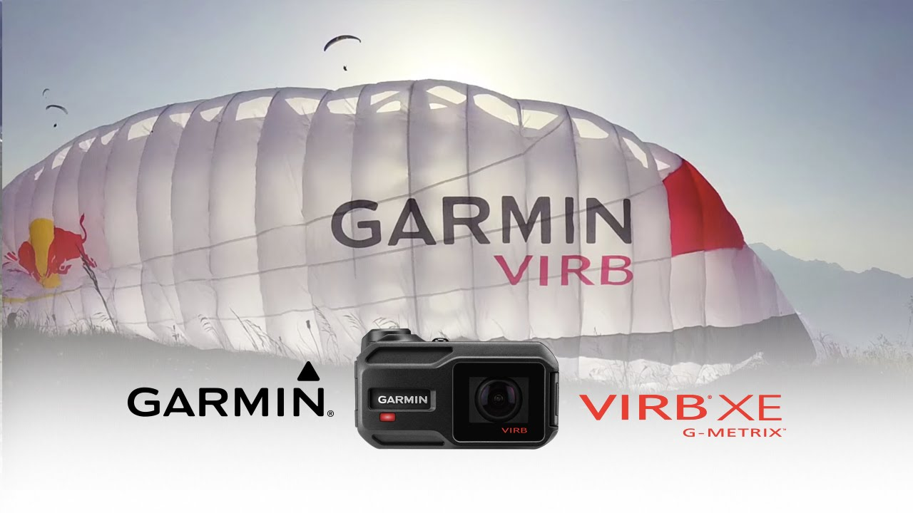 Garmin VIRB XE: Red Bull X-Alps Highlights