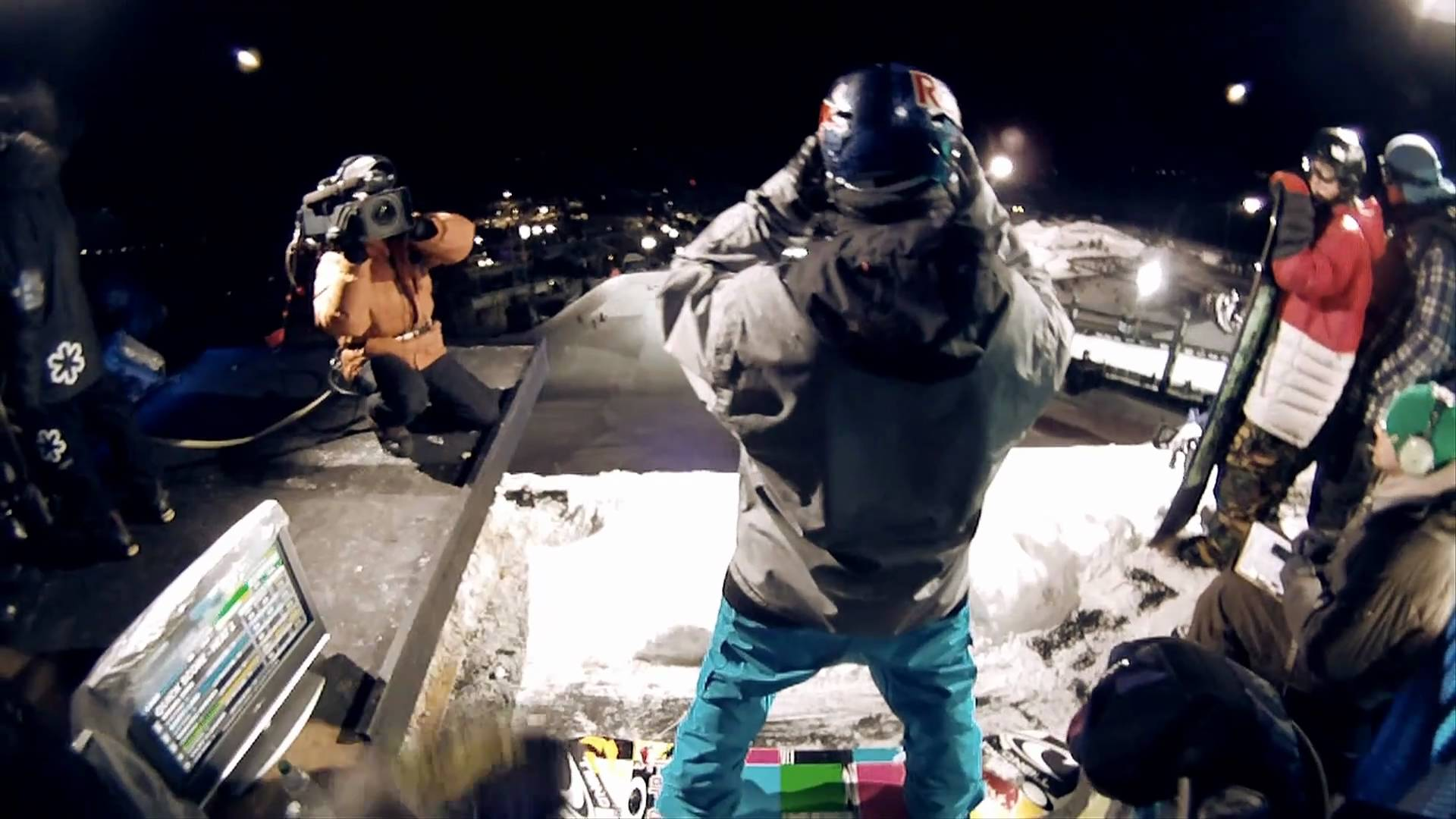 GoPro HD: X Games 15 – Snowboarding Big Air