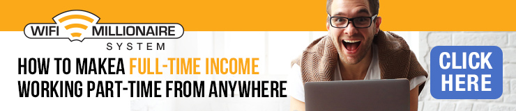 Work Anywhere - WiFi Millionaire