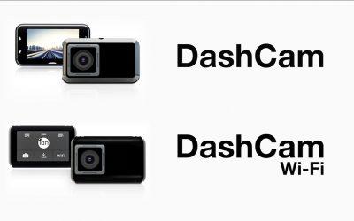 The iON Dashcam and DashCam Wi-FI