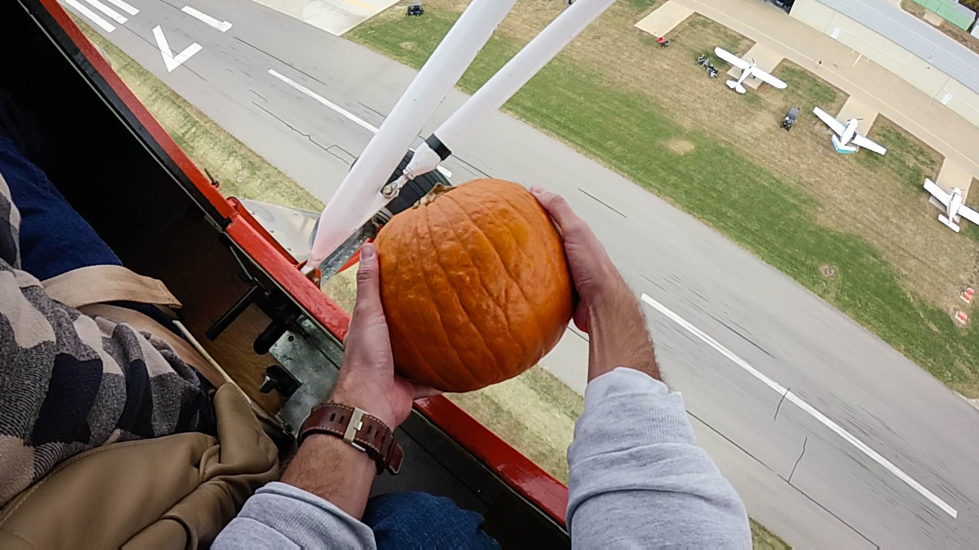 Garmin VIRB XE: Pumpkin Drop