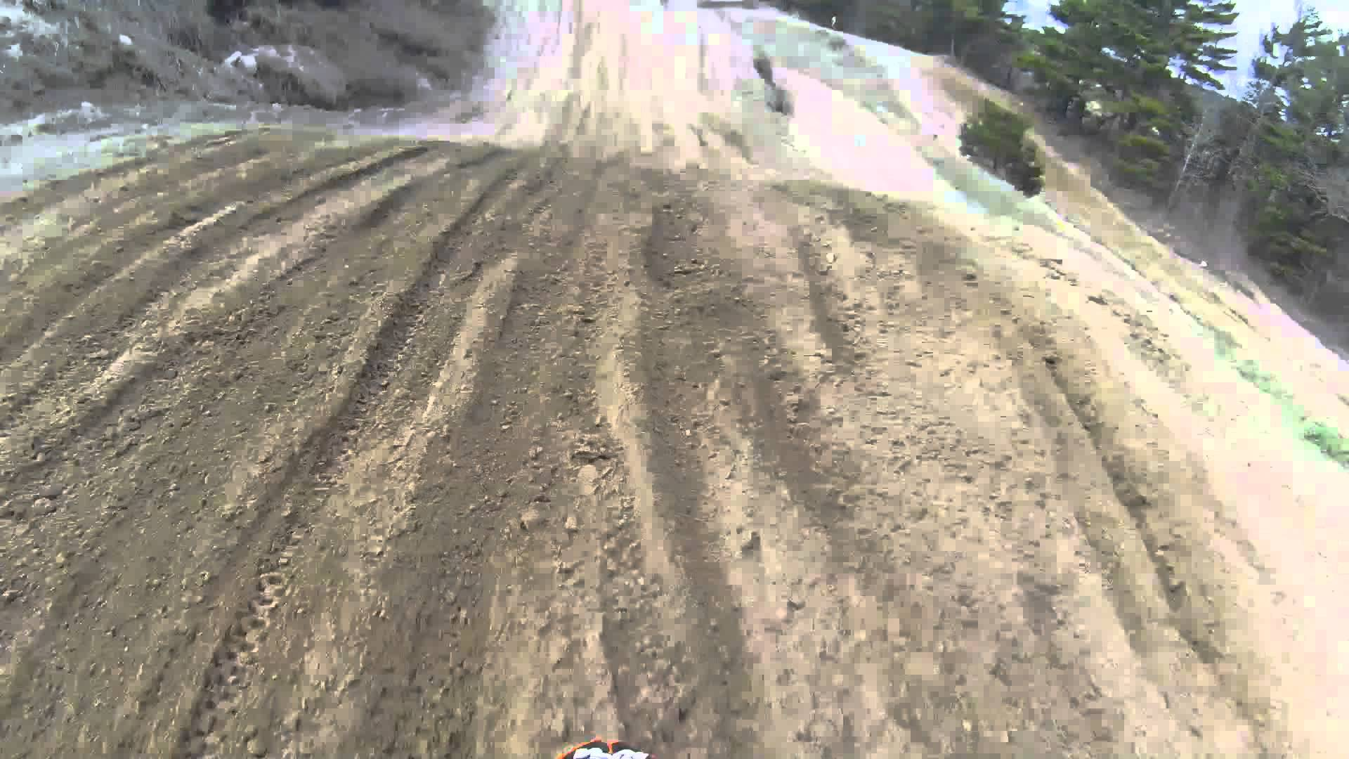 WASPcam : Fast Lap MMRS Muttco Mountain motocross Ben Mistelbacher