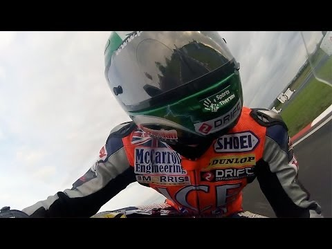 Drift Ghost-S: Northwest 200 – Onboard with Peter Hickman