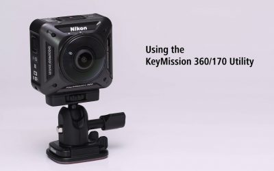 Nikon KeyMission: Using the Keymission 360/170 Utility for personal computers