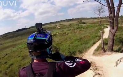 Veho Muvi K-Series K-2 Sports Bundle Wi-Fi Handsfree Camera – Bike