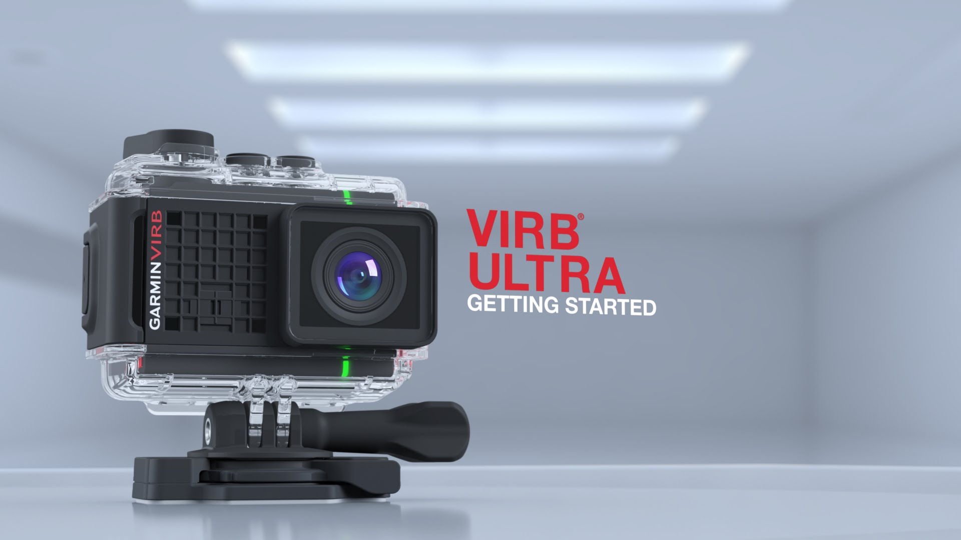 VIRB Ultra: Getting Started