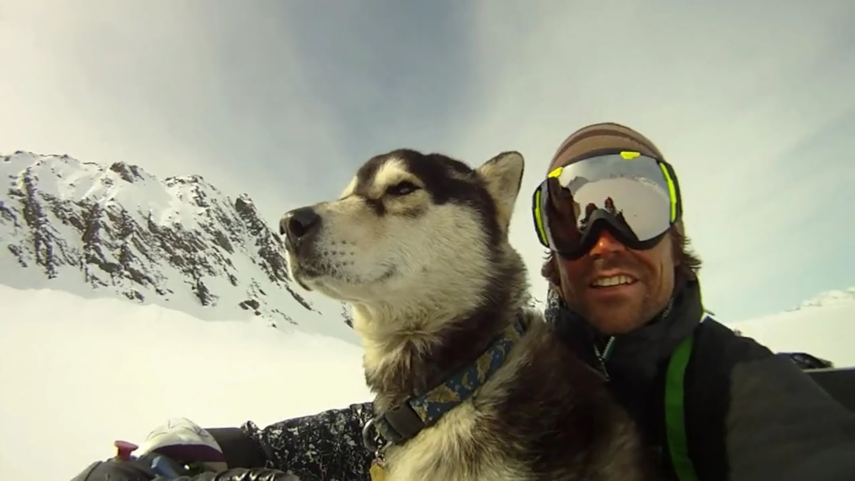 GoPro HD:  Mike Basich – A Snowboard Journey Through the Northwest