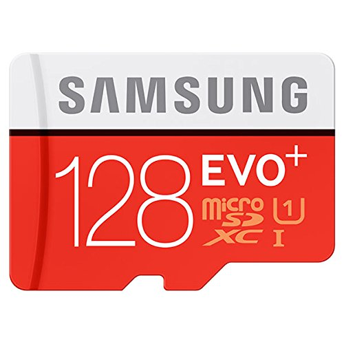 Recommended: Samsung Evo Plus mc128d 128gb Uhs-i Class 10 Micro SD Card with Adapter