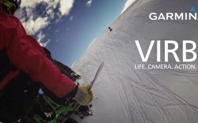 Garmin VIRB Snowkite Flight
