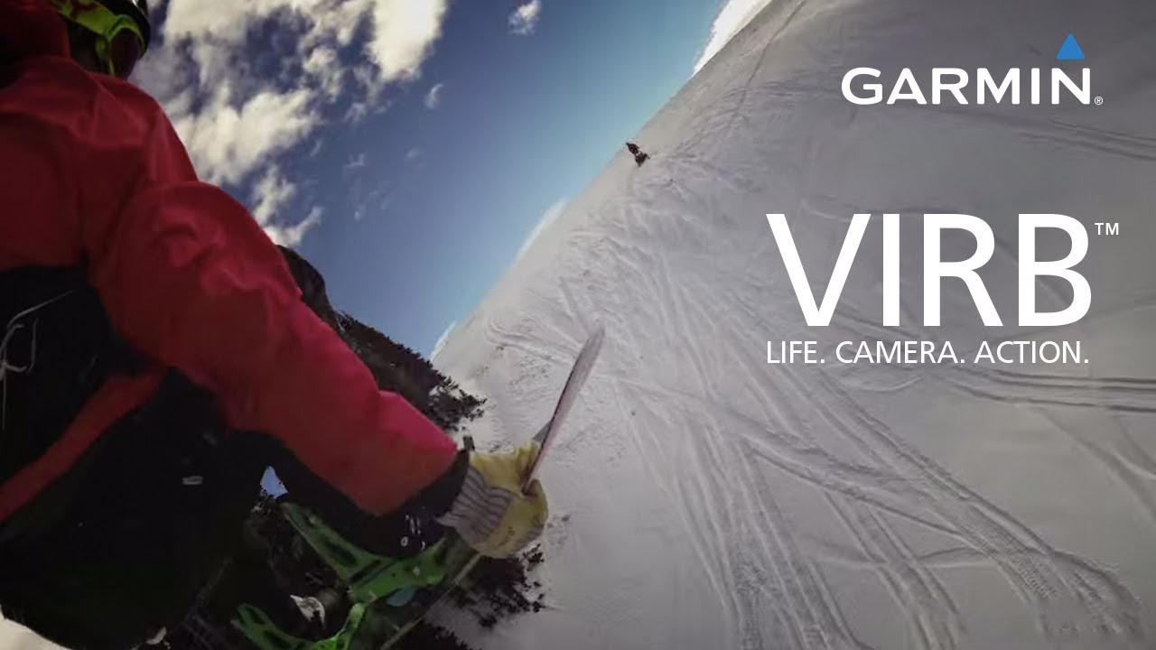 Garmin VIRB Snowkite Flight