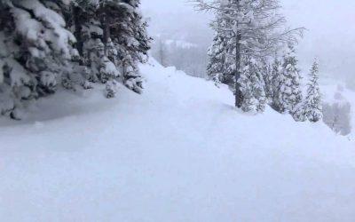 WASPcam action-sports camera: Hitting the slopes in Sunshine Village