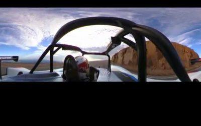 360fly: Rhys Millen takes us up Pikes Peak