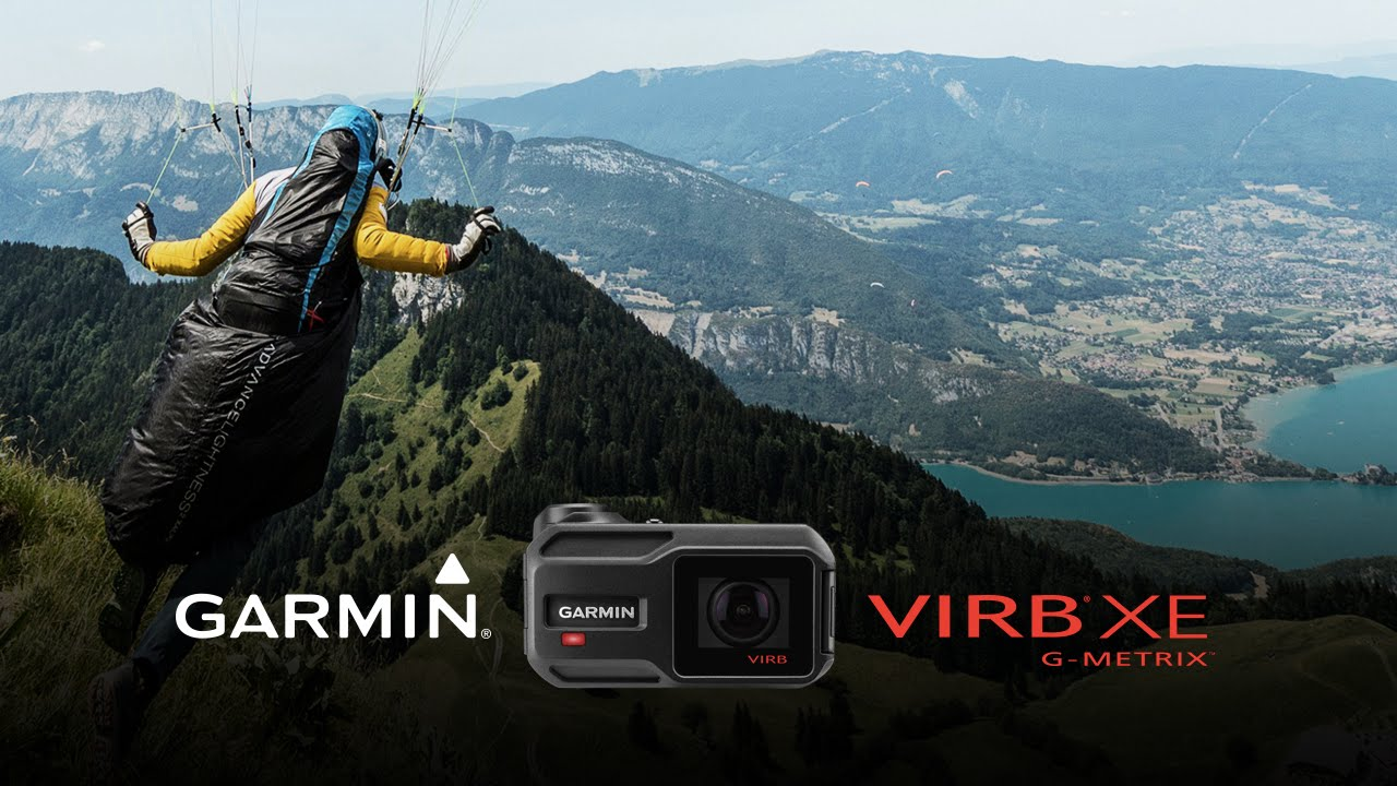Garmin VIRB XE: Red Bull X-Alps at Matterhorn