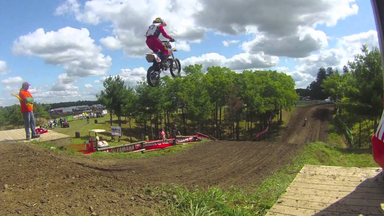 WASPcam action sports camera: Walton TransCan Motocross (Thursday)