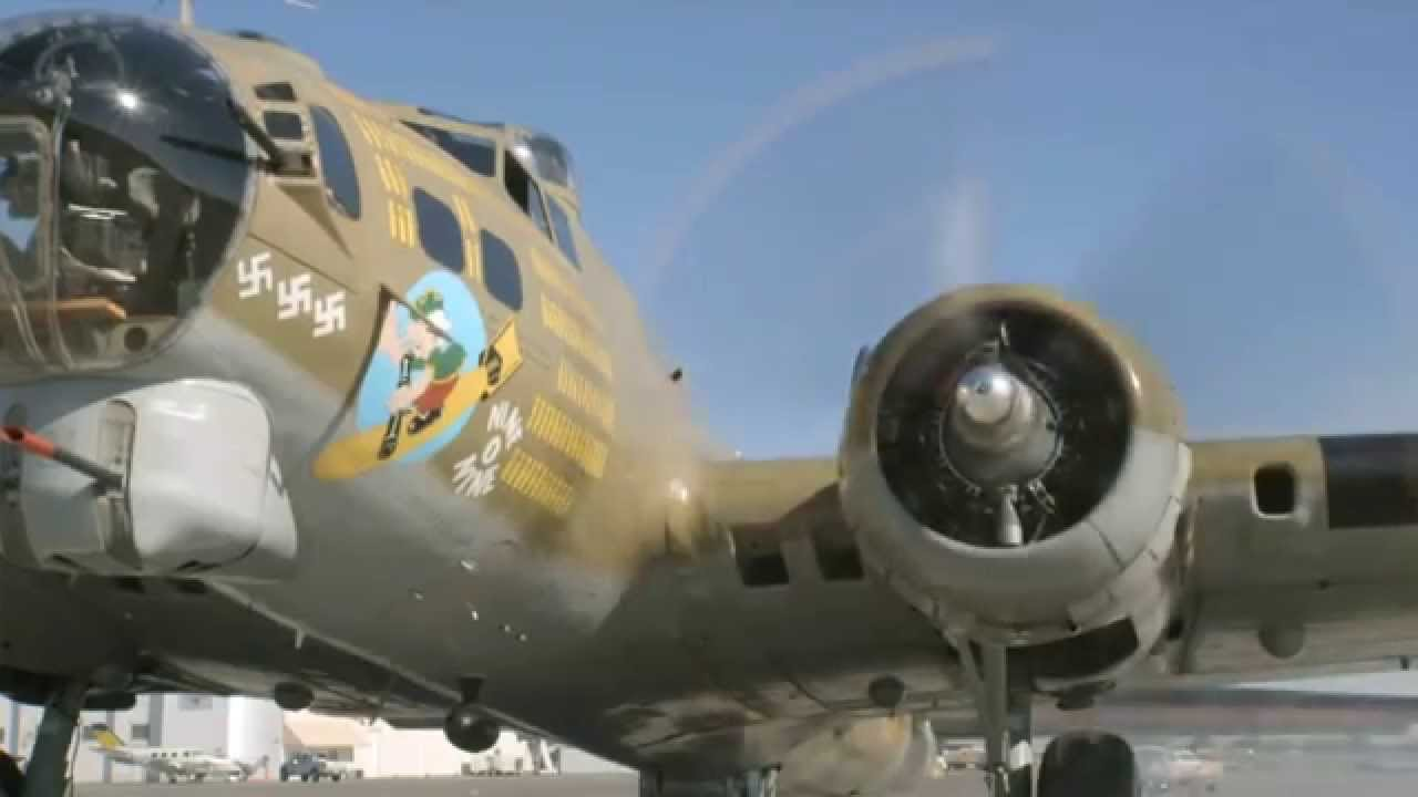 360fly: Take a Ride on a B-17 Flying Fortress