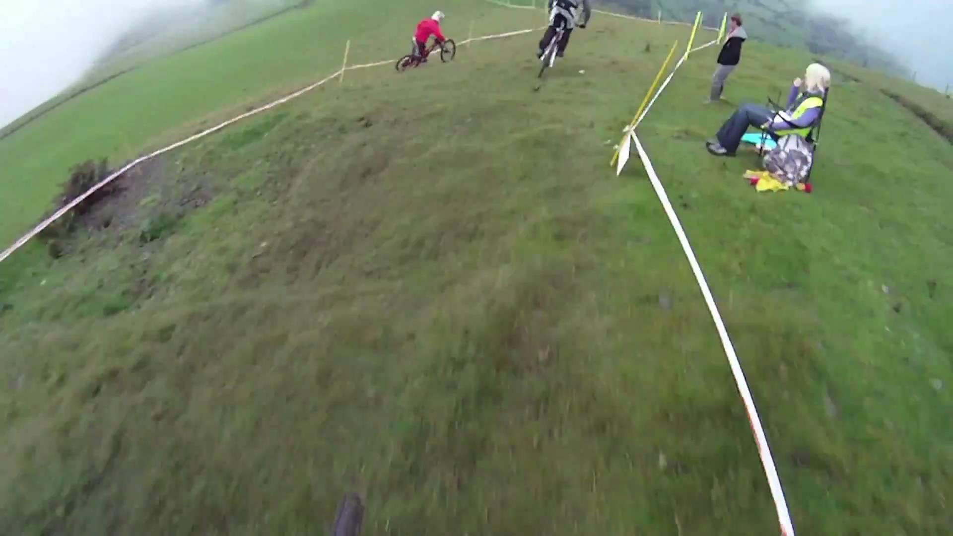 Steve Peat Helmet Cam POV – Drift HD170