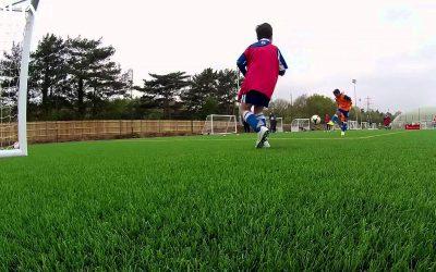 Veho Muvi K-Series: Southampton FC Academy Experience