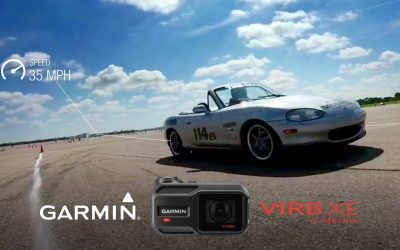 VIRB XE: Tell a Better Story with OBD2 Relay