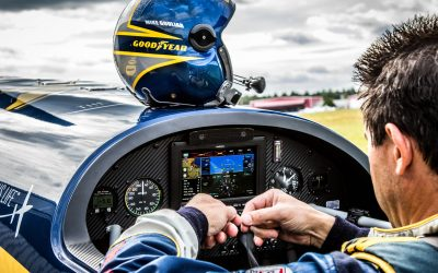 Garmin VIRB Ultra 30: Airborne with Michael Goulian