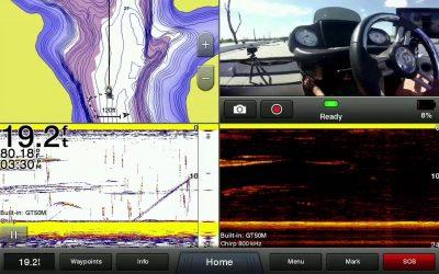 Garmin VIRB XE: Stream Video to Chartplotter
