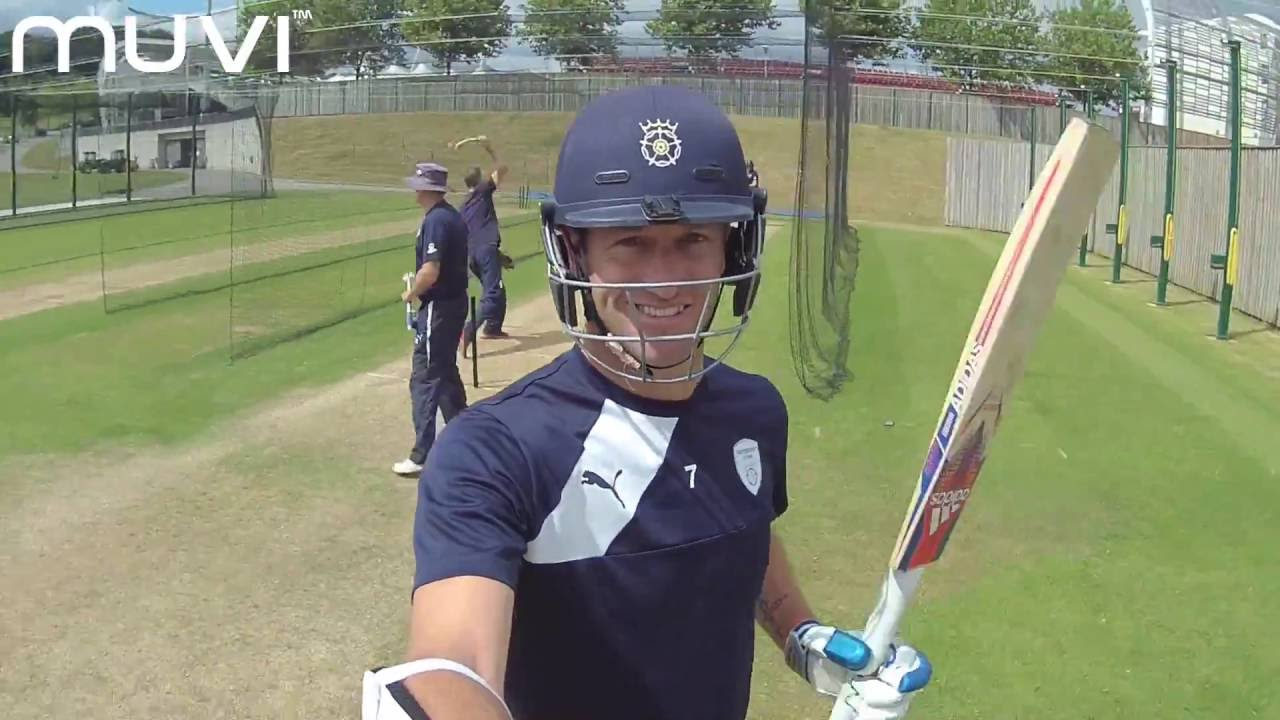 Veho Muvi K-2 Pro: Training Session with Hampshire Cricket Club