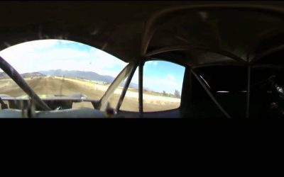 360fly: Onboard with Kyle Leduc at Glen Helen Raceway