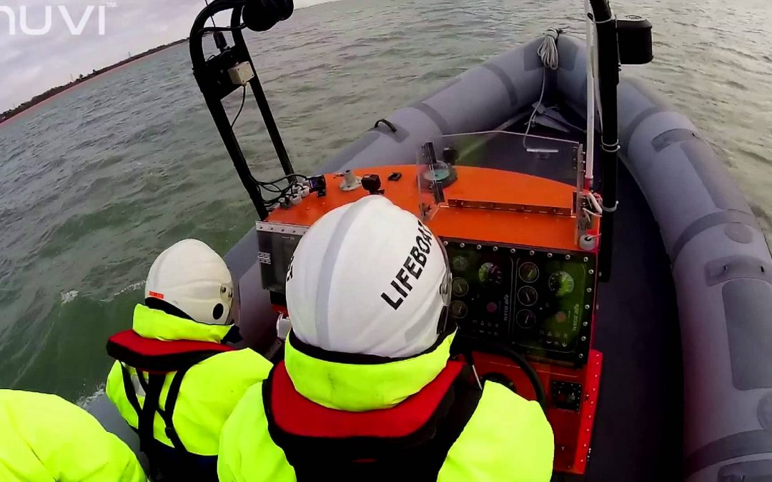 Veho MUVI K-Series – On Patrol with Hamble Lifeboats