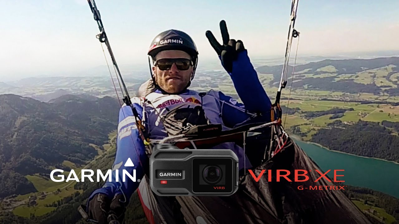 Garmin VIRB XE: Red Bull X-Alps Prologue
