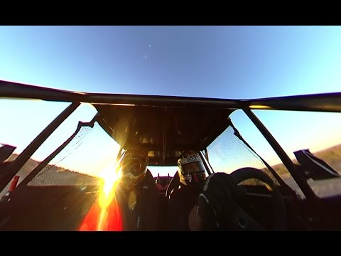 360fly: Glamis Single Track with Rhys Millen