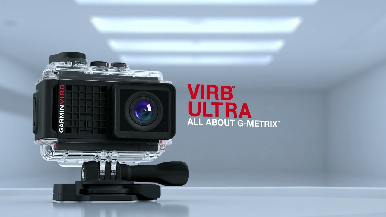 Garmin VIRB Ultra: All About G-Metrix