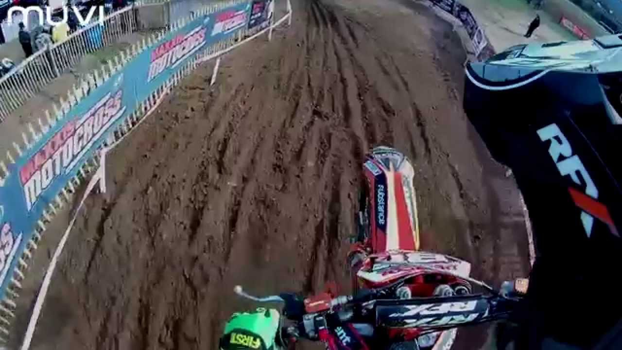 Veho Muvi K-Series: Moto X with Adam Sterry