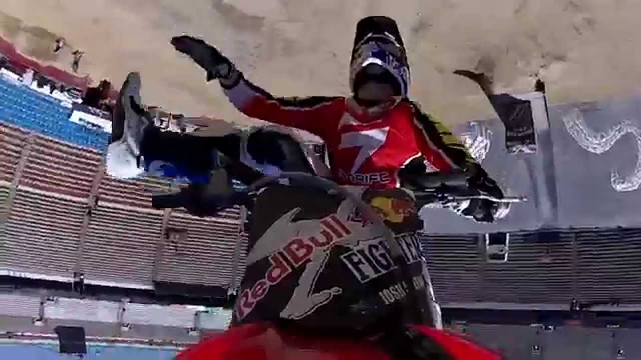 Drift Ghost-S: Red Bull X-Fighters With Josh Sheehan