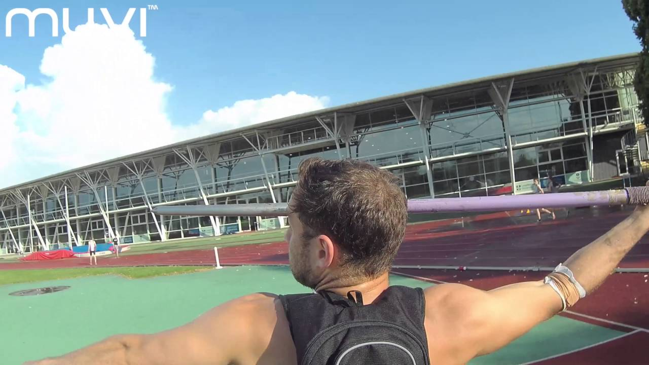 Veho Muvi K-2 Pro: Training with British Decathlete Ashley Bryant