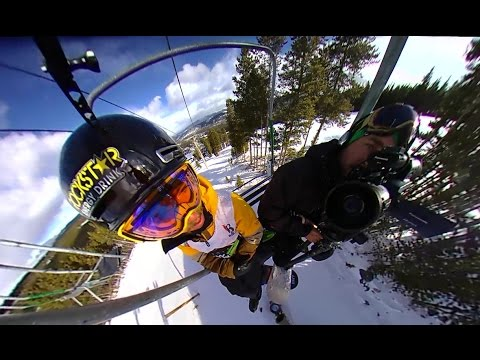360fly: In-between Sessions with Brett Esser at Dew Tour