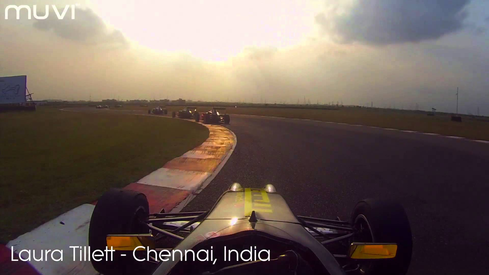 Veho MUVI K-Series – Laura Tillett: Chennai Crash