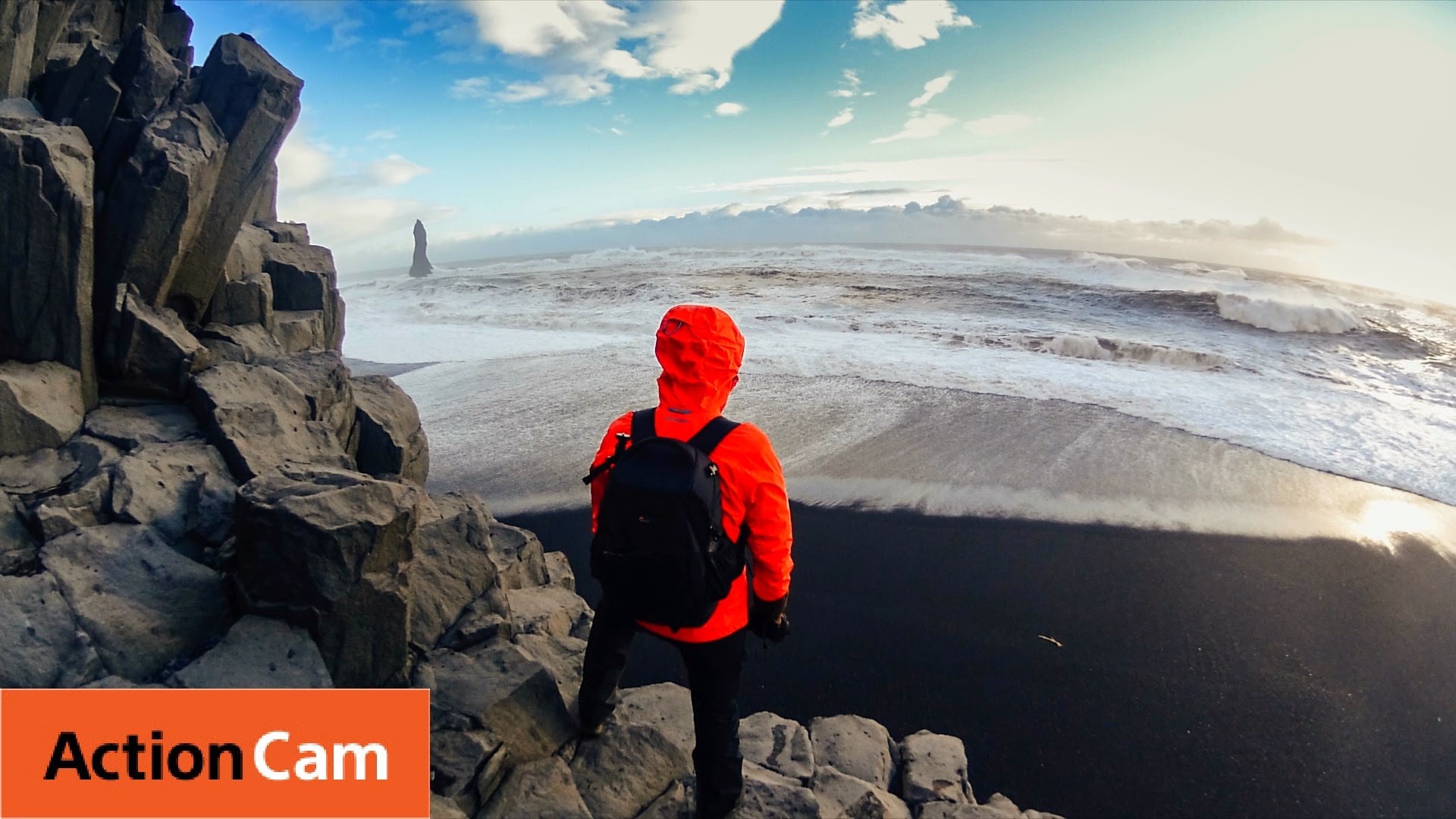 "Action Cam | ""Experiencing Iceland"" by Chris Schmid 