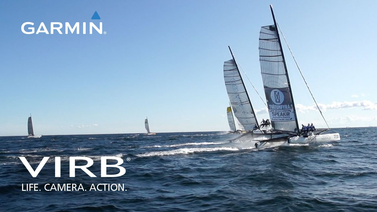 Garmin VIRB Elite: Racing to the Limit at the M32 Cup