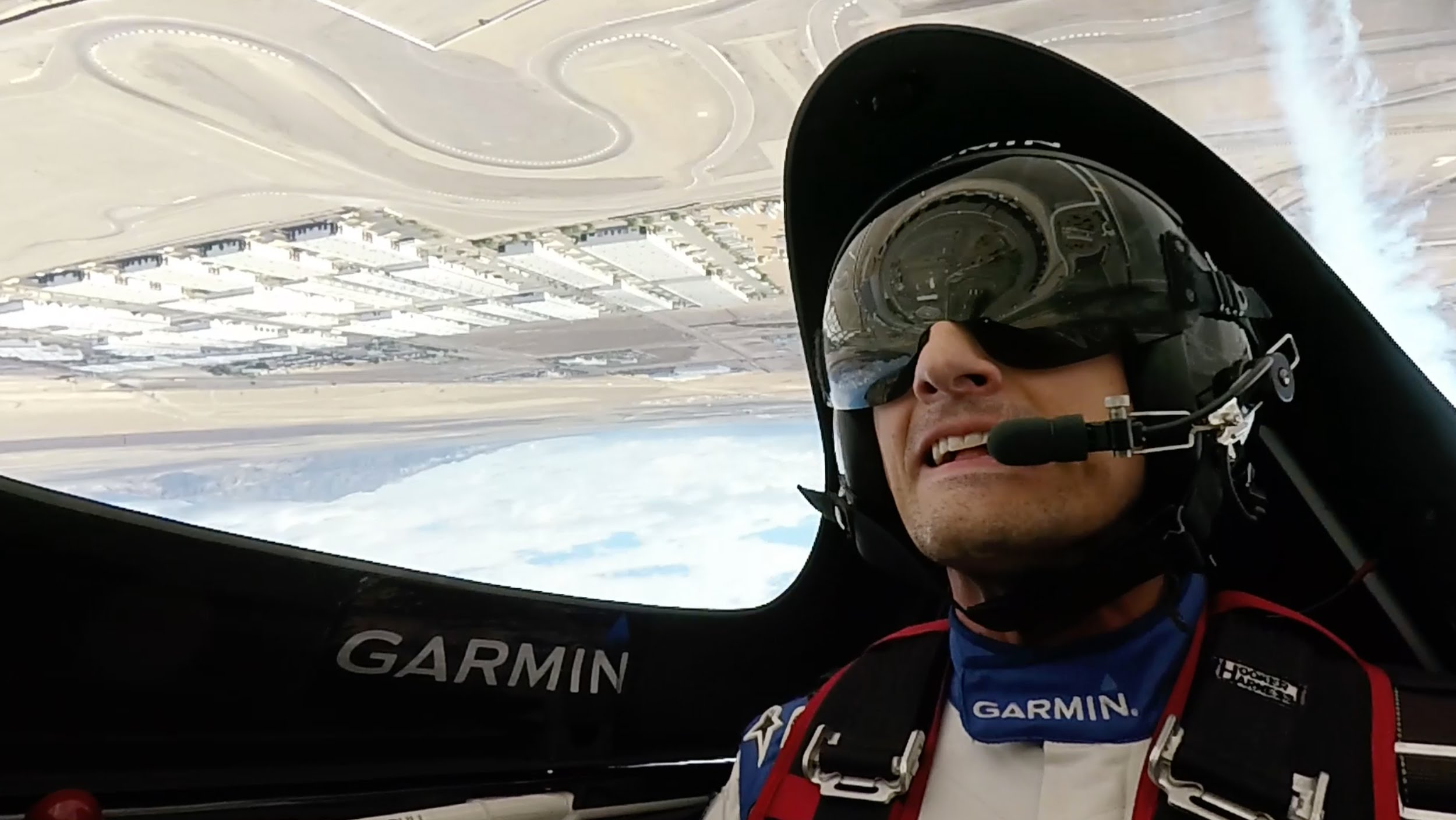 Garmin VIRB XE: Red Bull Air Race 2016