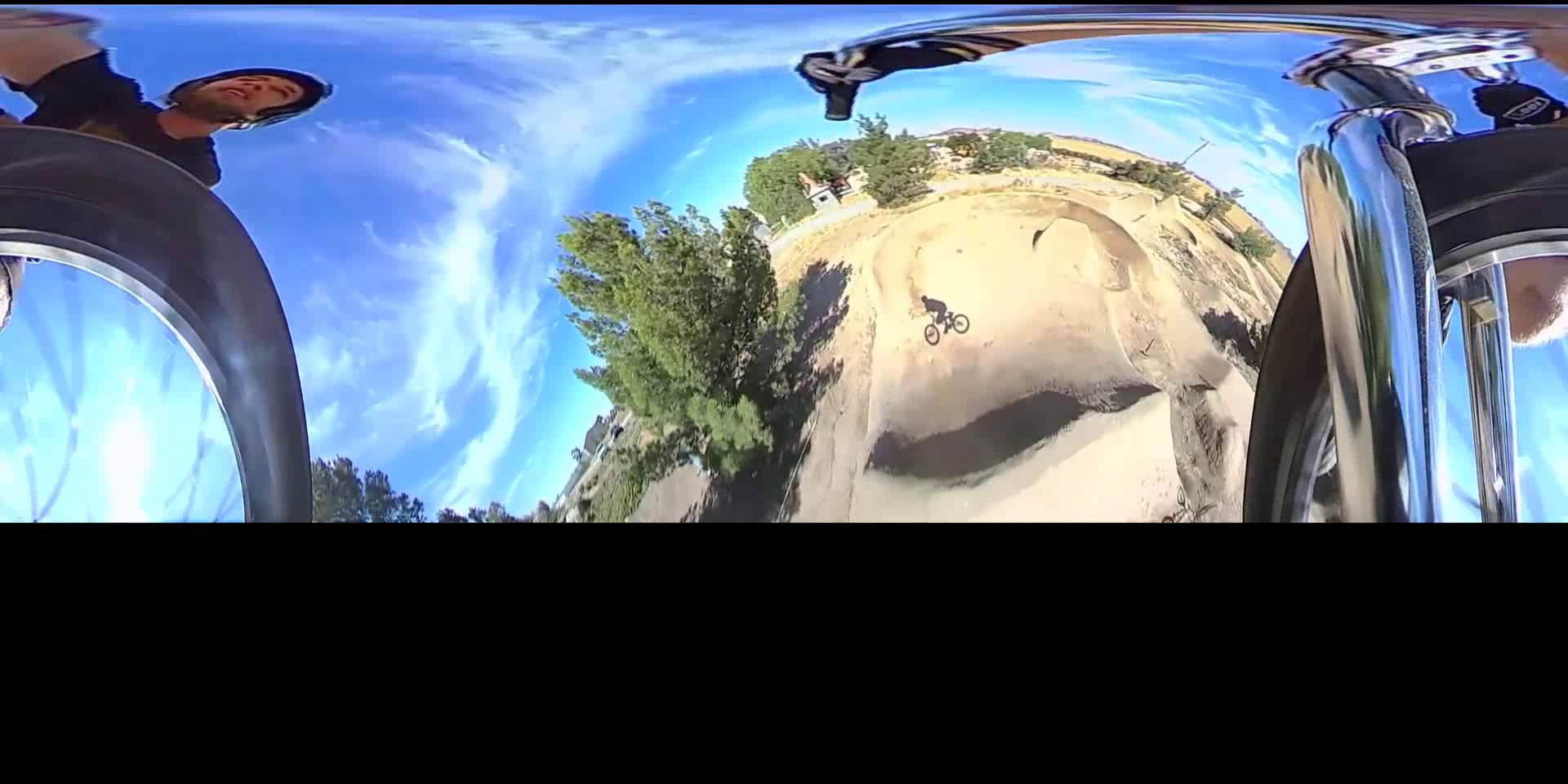 360fly: Dirt Jumping with Matt Cordova
