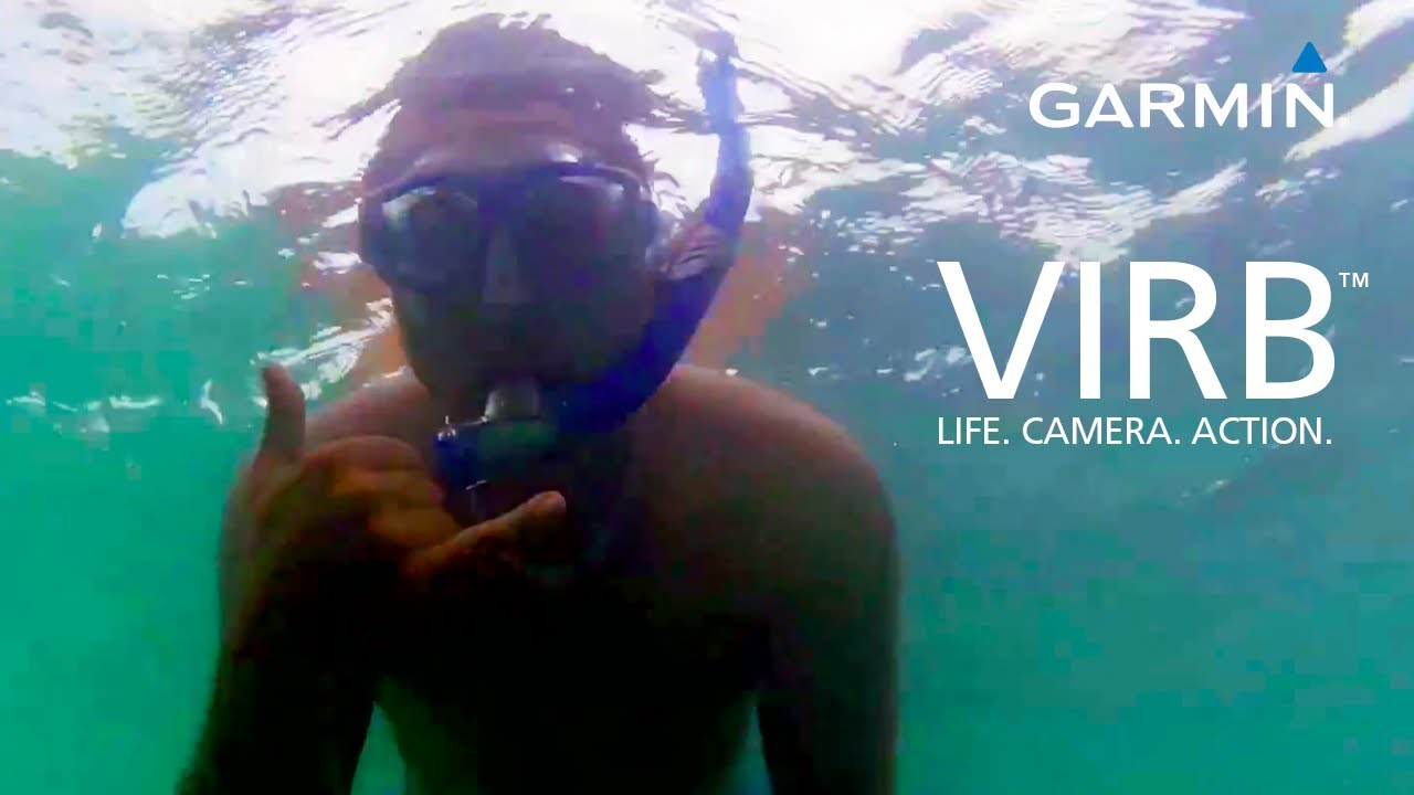Snorkeling in Hawaii with Garmin VIRB