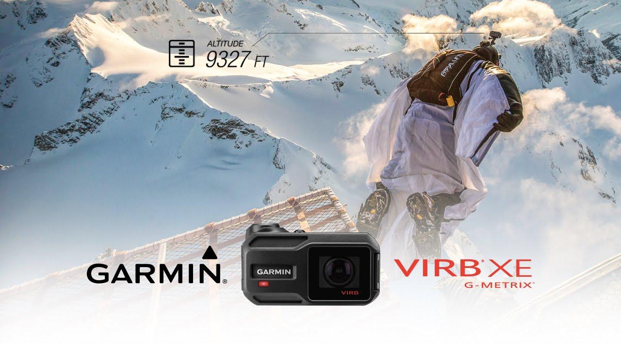 Garmin VIRB XE: Wingsuit Jump