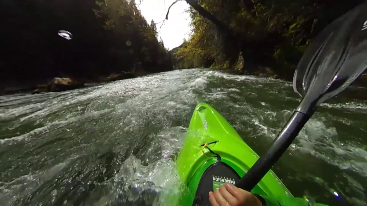 360fly:Extreme Kayaking with Todd Wells in Oregon