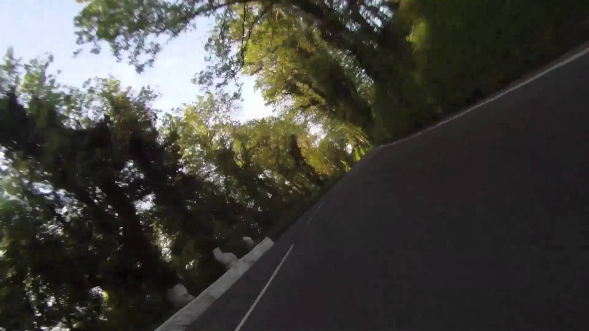Isle of Man TT as seen from a Drift HD170